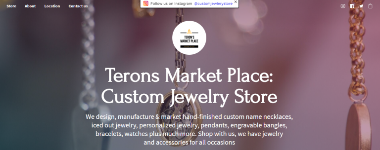 terons market place whatsapp